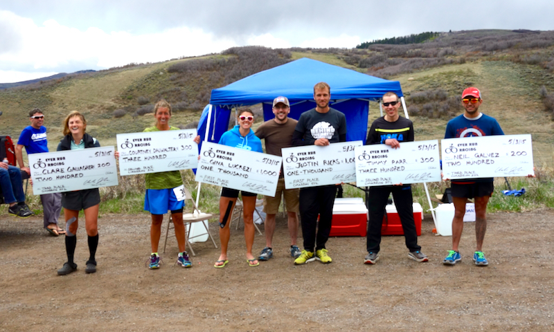 Cimarron 50k Equal Prize Money